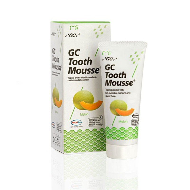 tooth mousse meloen tube