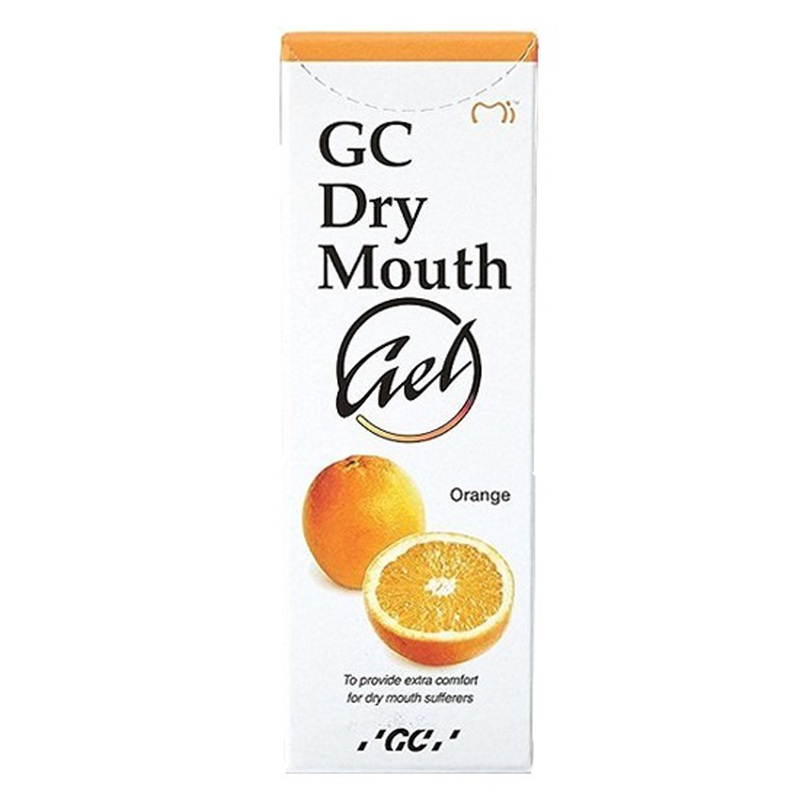 dry mouth gel orange