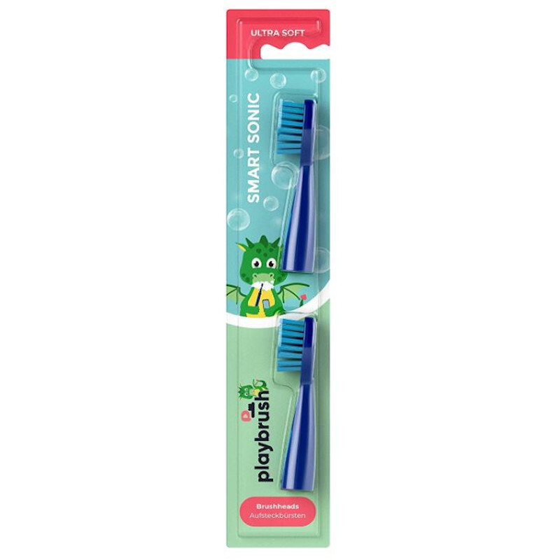 playbrush smart sonic opzetborstel blue