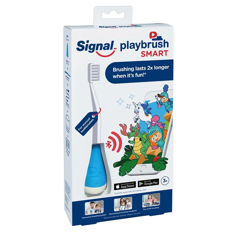 playbrush smart blue / 3-8 jaar
