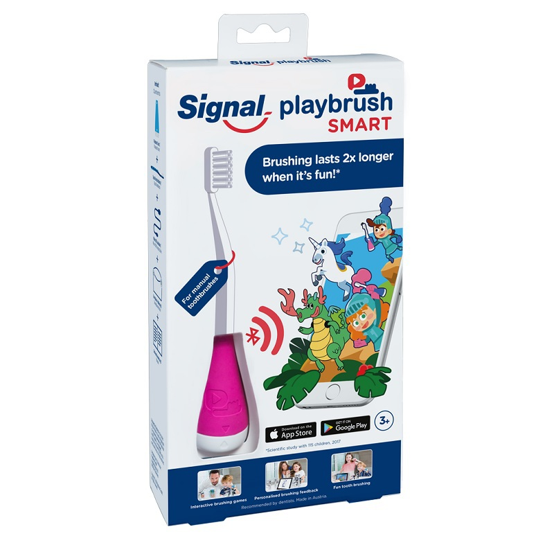 playbrush smart pink / 3-8 jaar